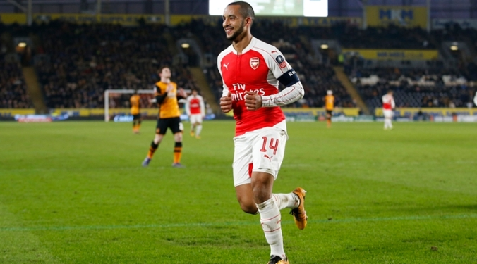 Hull City v Arsenal - FA Cup Fifth Round Replay